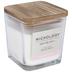 Cashmere Petals Wood Wick Jar Candle