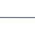 Navy Double-Face Satin Ribbon - 1/8
