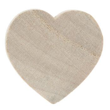 "Heart Wood Shapes - 1"""