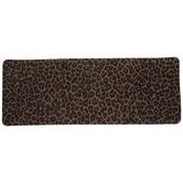 Mini Leopard Leather Trim Piece