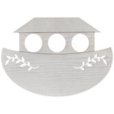Ark Cut-Out Wood Wall Decor