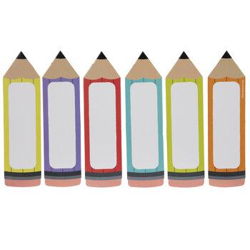 Blank Pencil Cutouts