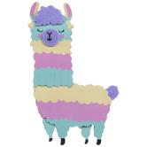 Llama 3D Sticker