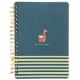 Odds & Ends Spiral Notebook