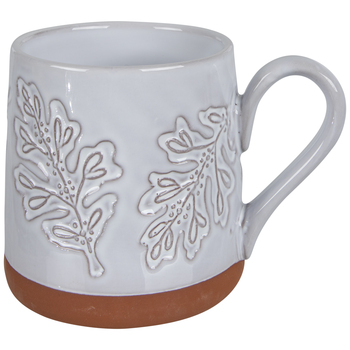 White Oak Leaf Mug