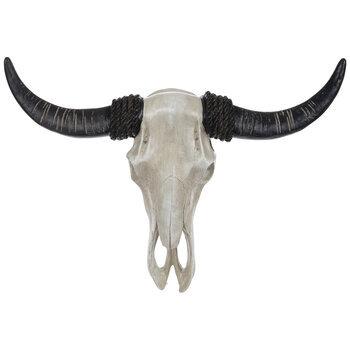 Cow Skull Wall Decor