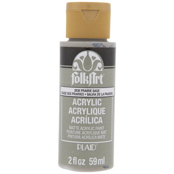 Prairie Sage FolkArt Acrylic Paint
