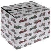 Buffalo Check Trucks Mailing Box