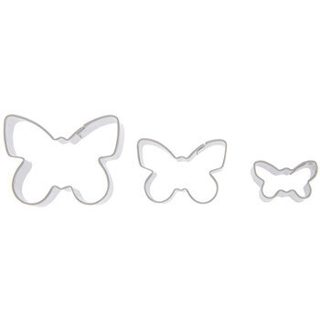 Butterfly Clay Cutters