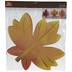 Gold Foil Leaves Table Decor