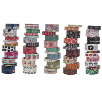 All Seasons Washi Tape