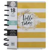 2020 - 2021 Hello Today Happy Planner - 18 Months