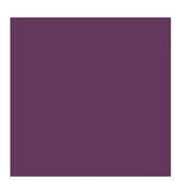 "Violet Smooth Cardstock Paper - 12"" x 12"""