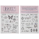 Phrases Temporary Tattoos