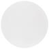White Round Cake Separator Plate - 14