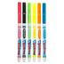 Crayola Washable Dry Erase Fine Line Markers - 6 Piece Set