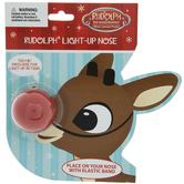 Rudolph Light Up Nose