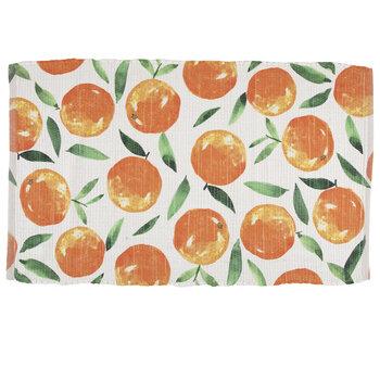 Oranges Printed Rug