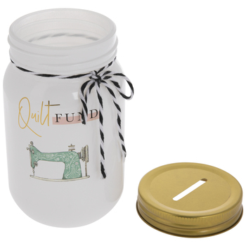Quilt Fun Jar