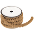 Beige Gimp Braid Decorative Trim - 3/8