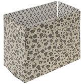 Leopard Print Mailing Box