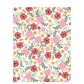 """Floral Vellum Paper - 8 1/2"""" x 11"""""""
