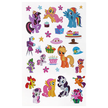 My Little Pony Stick N' Play Scene