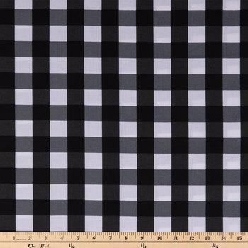 Buffalo Check Cotton Apparel Fabric