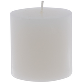 Coconut Citrus Pillar Candle