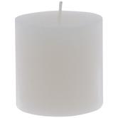 Coconut Citrus Pillar Candle