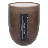 Amber Petals Jar Candle