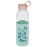 Vay Cay All Day Glass Water Bottle