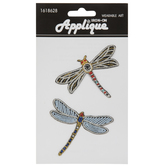 Dragonfly Iron-On Appliques