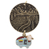 Always Take The Scenic Route Pendant
