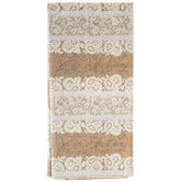 Lace & Burlap Tissue Paper
