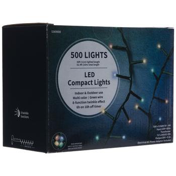 LED Compact Cluster Lights