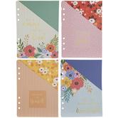 Floral Planner Pocket Folders