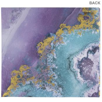 "Agate Foil Post Bound Scrapbook Album - 12"" x 12"""