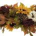 Sunflower & Pumpkin Centerpiece