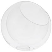 Slanted Ball Glass Terrarium