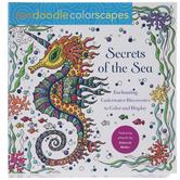 Secrets Of The Sea Coloring Book