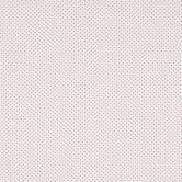 Cream & Red Polka Dot Cotton Fabric
