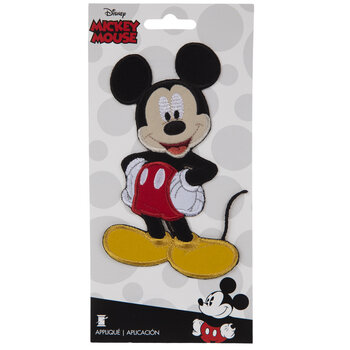 Disney Mickey Mouse Sew-On Applique