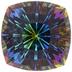Crystal Vitrail Medium Swarovski Mystic Square Fancy Stone - 18mm x 18mm