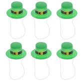 Green St Patrick's Day Party Hats