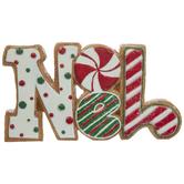 Gingerbread Noel Decor
