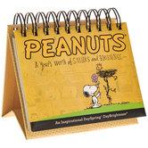Peanuts Inspirational Perpetual Day Calendar