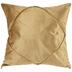 Gold Velvet Diamond Pillow Cover