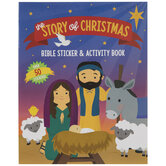 The Christmas Story Activity Book
