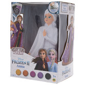 Frozen 2 Glitter N' Paint Anna Coin Bank